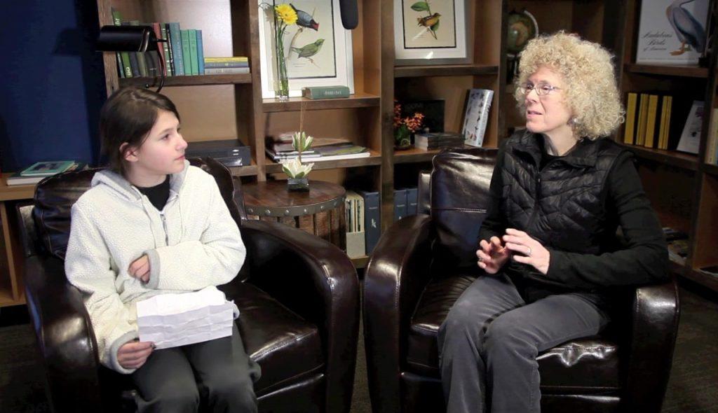 Music and Bird Song - Chloe Wicks interviews Dr Lisa Rainsong
