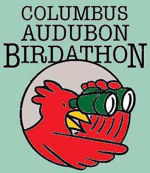 Columbus Audubon Birdathon Logo - Color