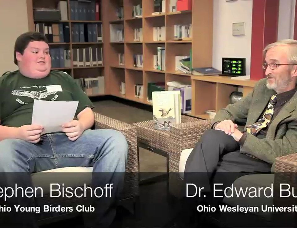 Alexander Wilson: The Scot Who Founded American Birding - Stphen Bischoff interviews Prof Edward (Jed) Burtt