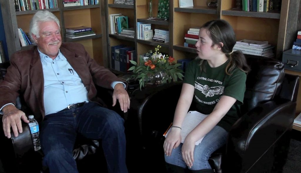 Izabella Little interviews Dr Bernard Master