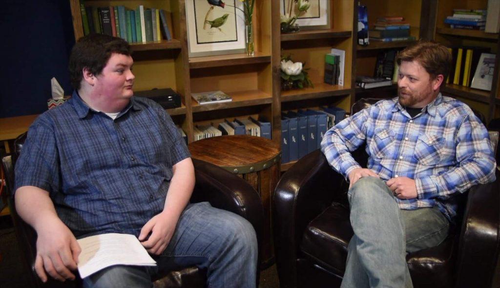 An Ornithologist at OSU - Stephen Bischoff interviews Prof Chris Tonra