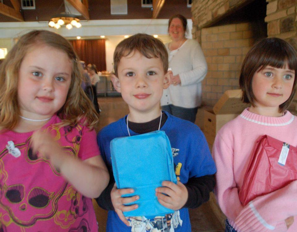 EcoWeekend: Fascinated Kids