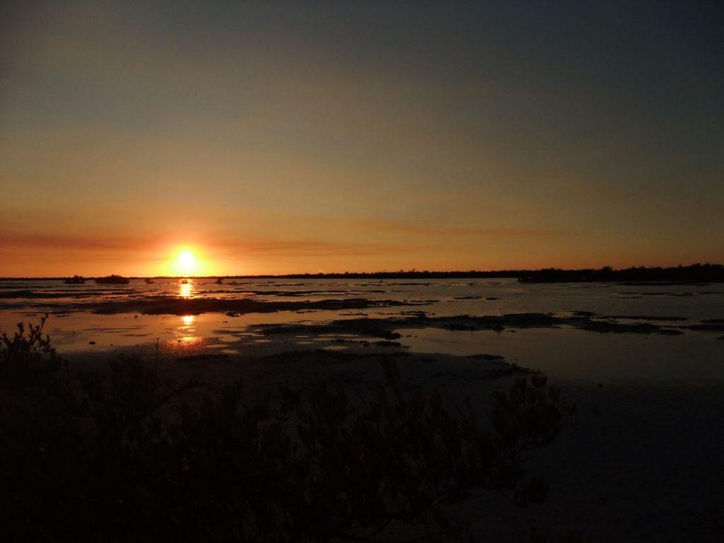 Cuban Sunset - Photo Bill Hecl