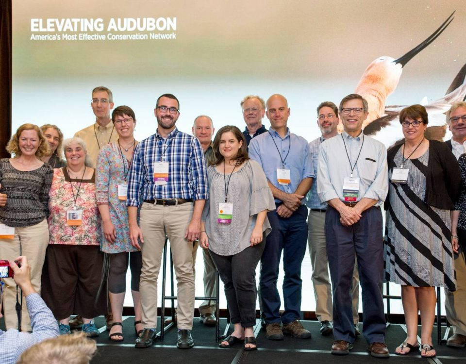 Centenary Chapter Representatives at Audubon Convention 2017 - Photo Camilla Cerea/Audubon