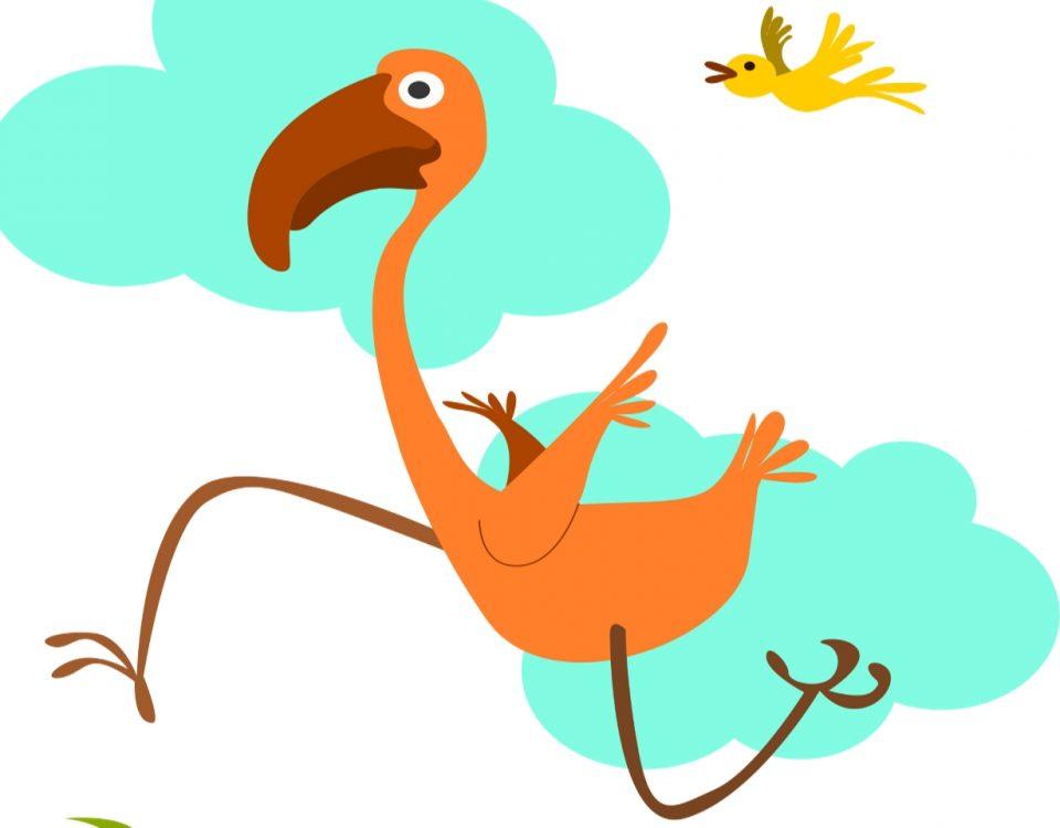 Run Birdie Run - by Pencilsauce.com