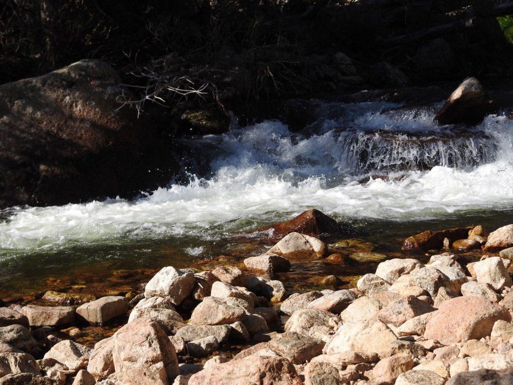 Mountain Stream - Photo Katelyn Shelton