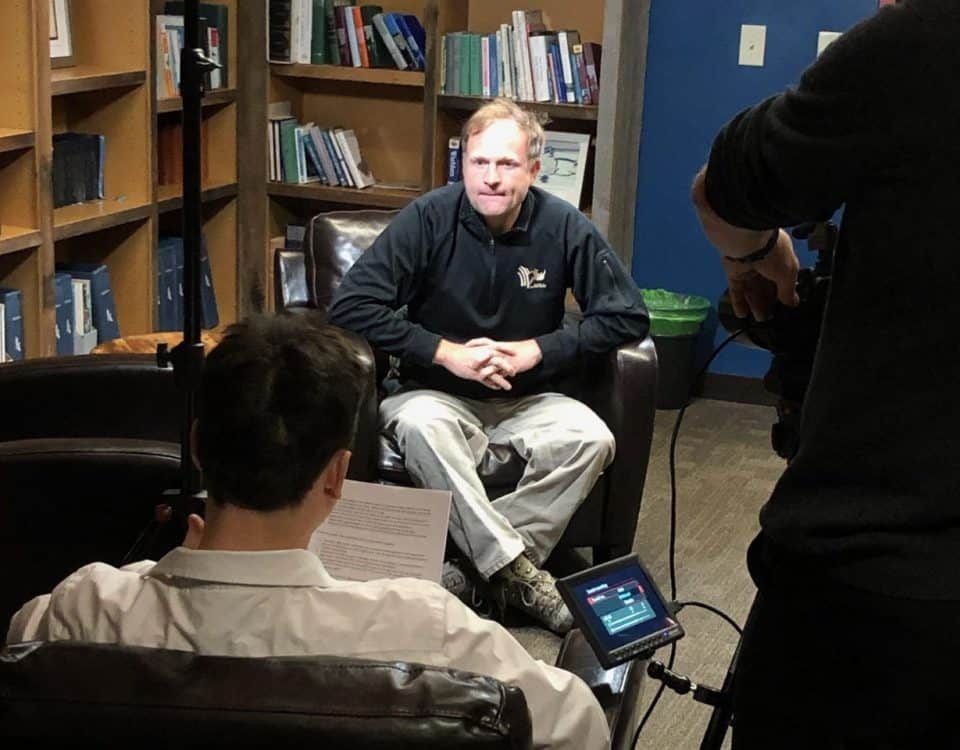 Zak Beaver Interviews Stephen Spear