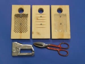 Nestbox Toeholds and Tools