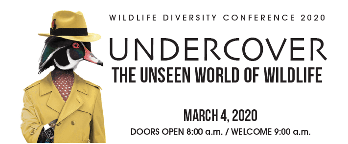 2020 Wildlife Diversity Conference logo