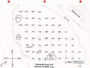 Panhandle Road Nestbox Grid