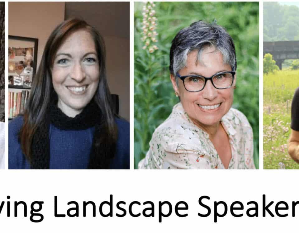 Living Landscape Speakers