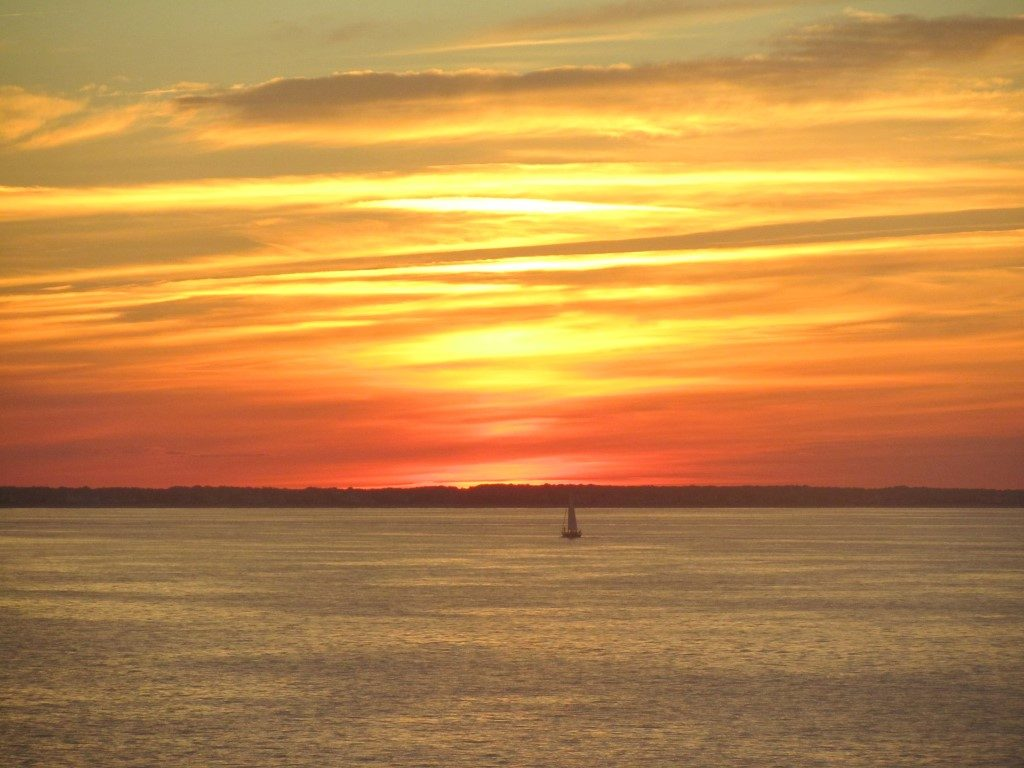 A Cape May Sunset
