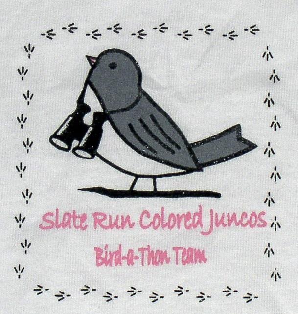 Slate Run Colored Juncos Team Logo