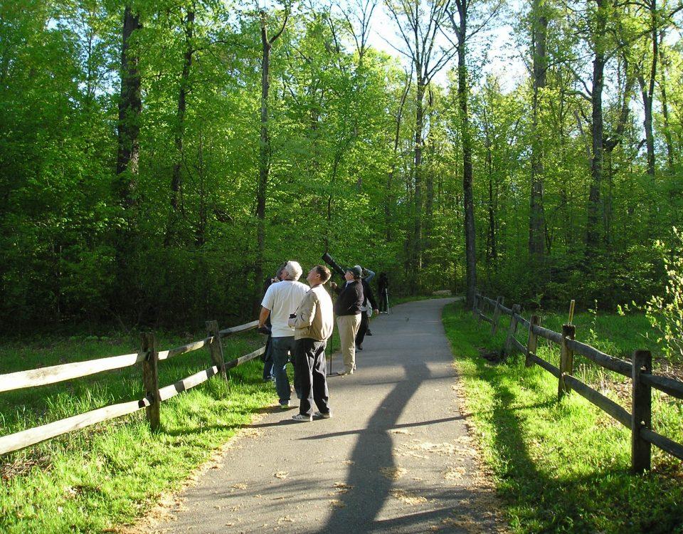 Blendon Woods Lake Trail